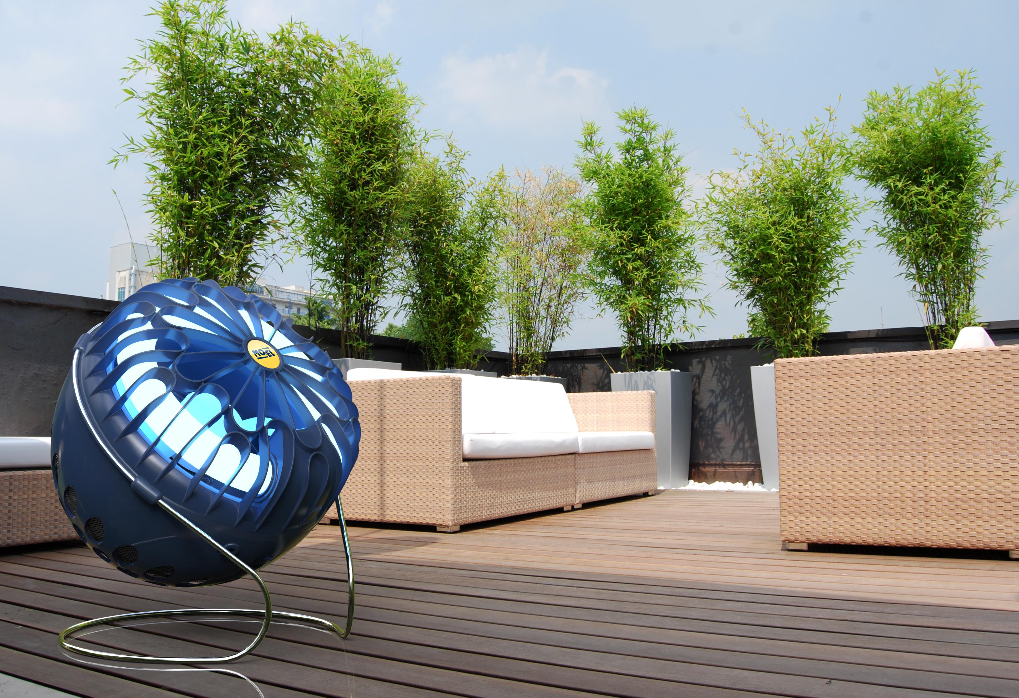 Ловушка световая для комаров Blue Moon 3688B