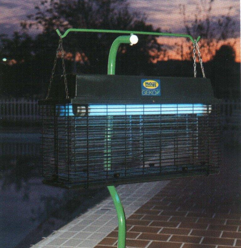 Световая ловушка для насекомых 7298, GEKO, MO-EL (Италия)